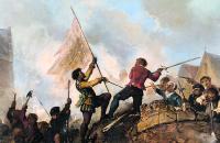 Het beleg van Alkmaar in 1573
