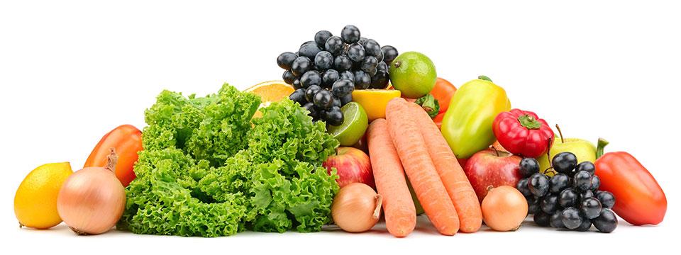 hoeveel groente en fruit per dag