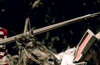 middeleeuwse gevechten